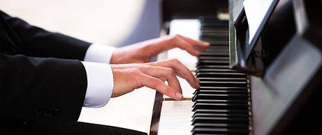 pianist piano hands