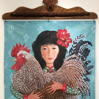 It Was the Year of the Rooster