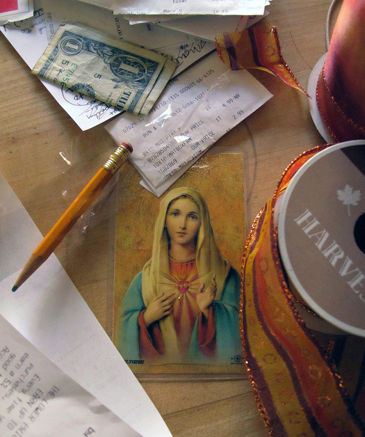 Madonna of the Clutter