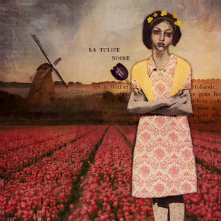 Behold the Tulip Queen