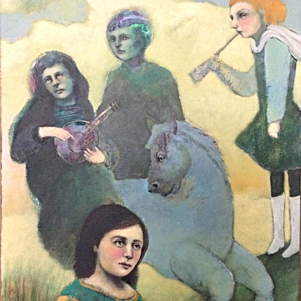 Reunion of the Ghost Horse Band