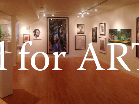 Call for Art:  6th Annual Abstract Sanctuary