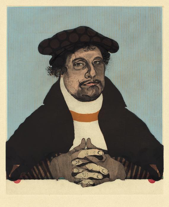 Junker Jörg 1521