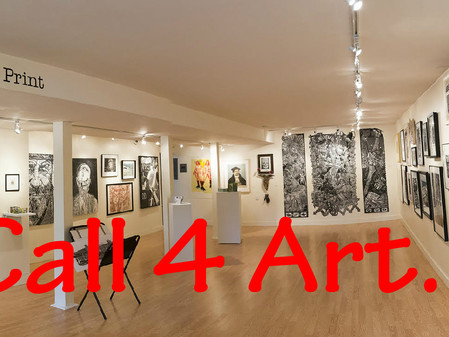 """Call for ART: """"Scratching the Surface """""""
