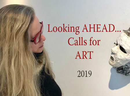 Looking AHEAD Calls for ART 2019     (A Brief overview of what's to come)
