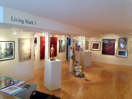 Call for ART: 4th Annual Living Mark Exhibition