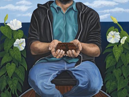 ARTIST-A-DAY-BLOG: Inside A Generous Kingdom V & the Delving Vision of artist Linda Wandt