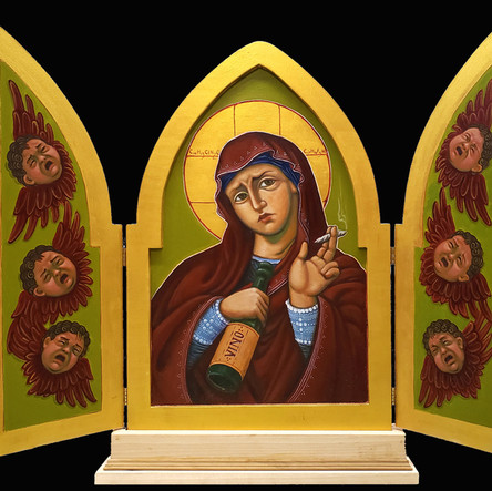 Our Lady of Coping Strategies