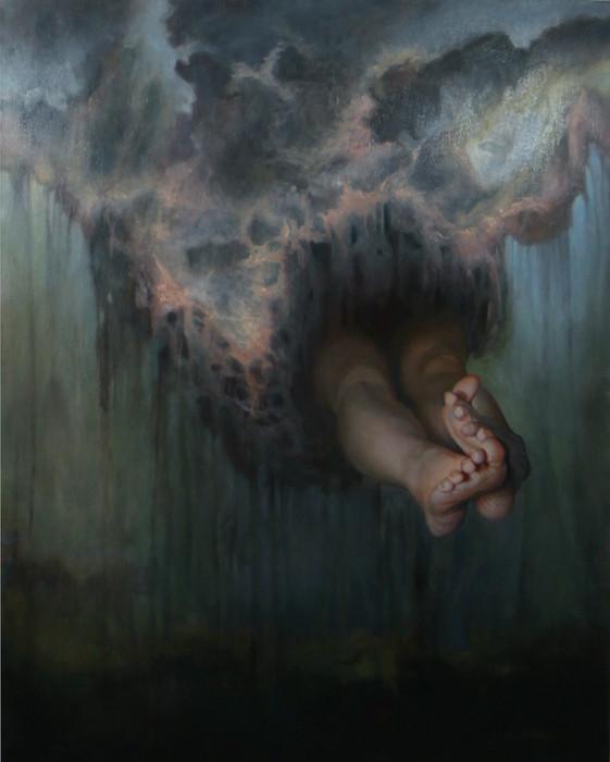 oil on canvas by Nancy Raen-Mendez