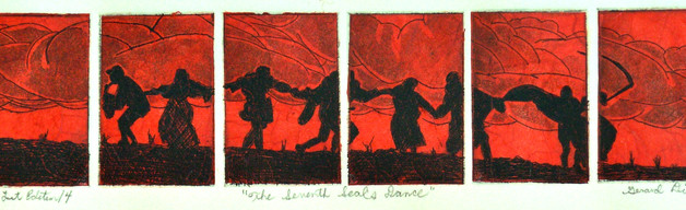 Dance from Bergman's Seventh Seal
