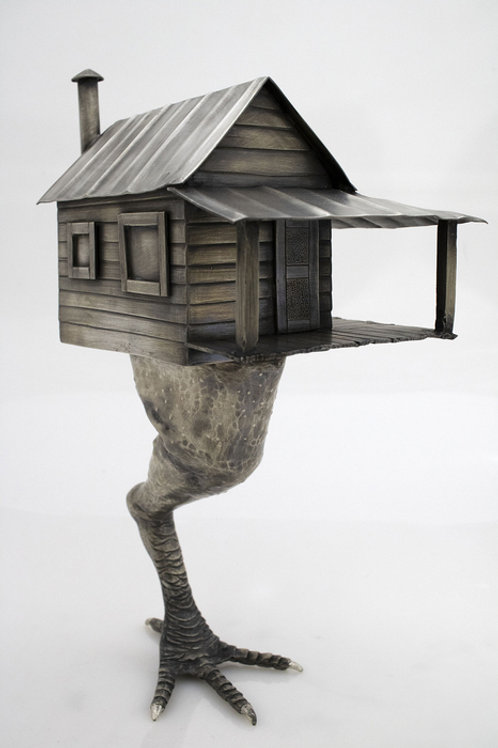 The House Built on Chicken Legs