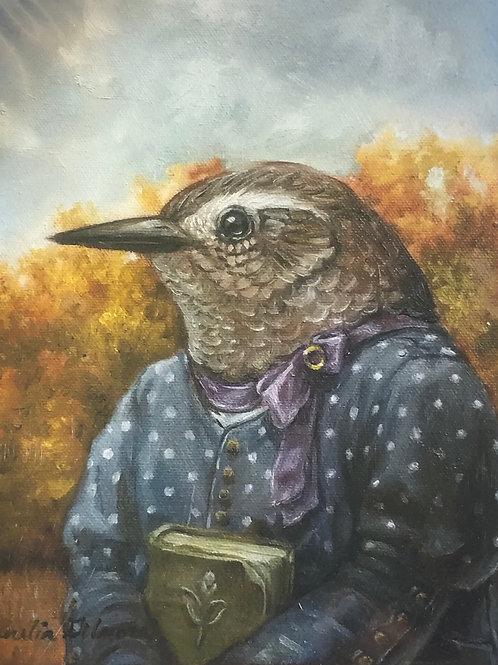Autumn's Wren