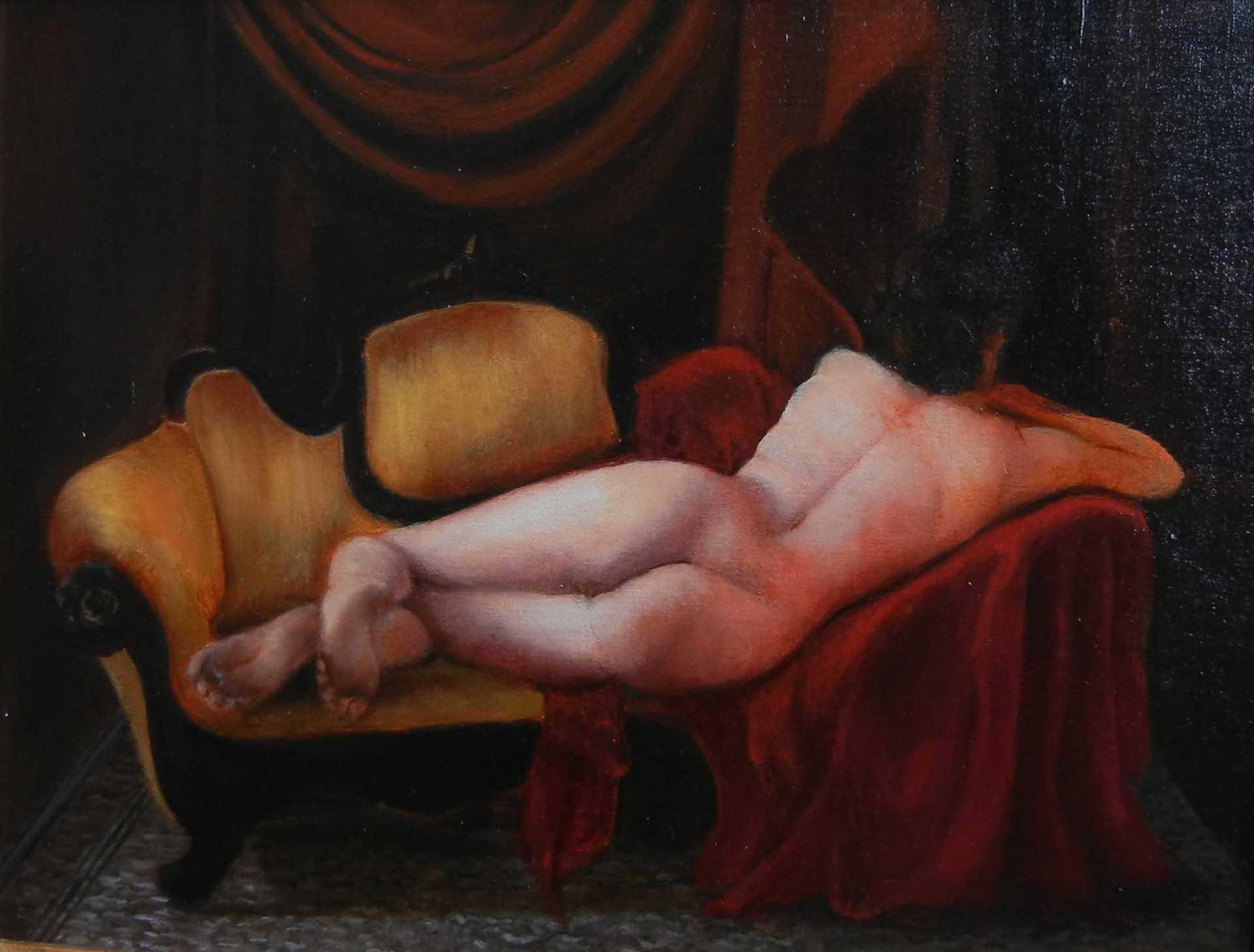 Reverie by Marsha Karagheusian