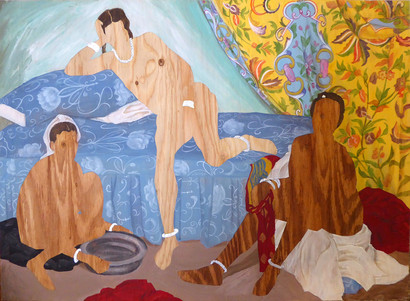 "Bernard's ""Three Races"" Muses"