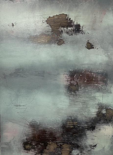 Fog at Dawn II
