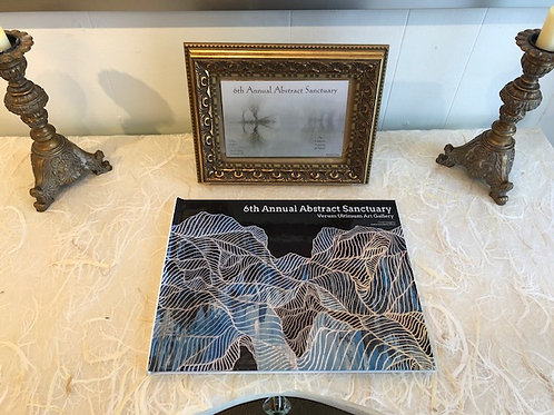 Exhibition Book (for the 6th Annual Abstract Sanctuary)