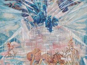 8th Annual Abstract Catalyst Exhibition 49 Works Revealed