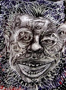 The Art Man Howl