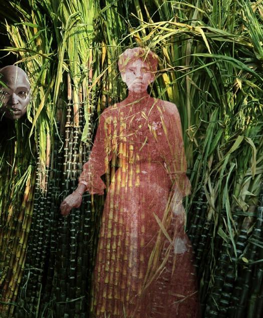 Nina Brouet-Great Grandmother of the Cane