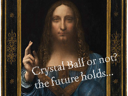 Looking Into the Crystal Ball  (2020 HALF Exposed)