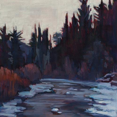 Frozen River, CO