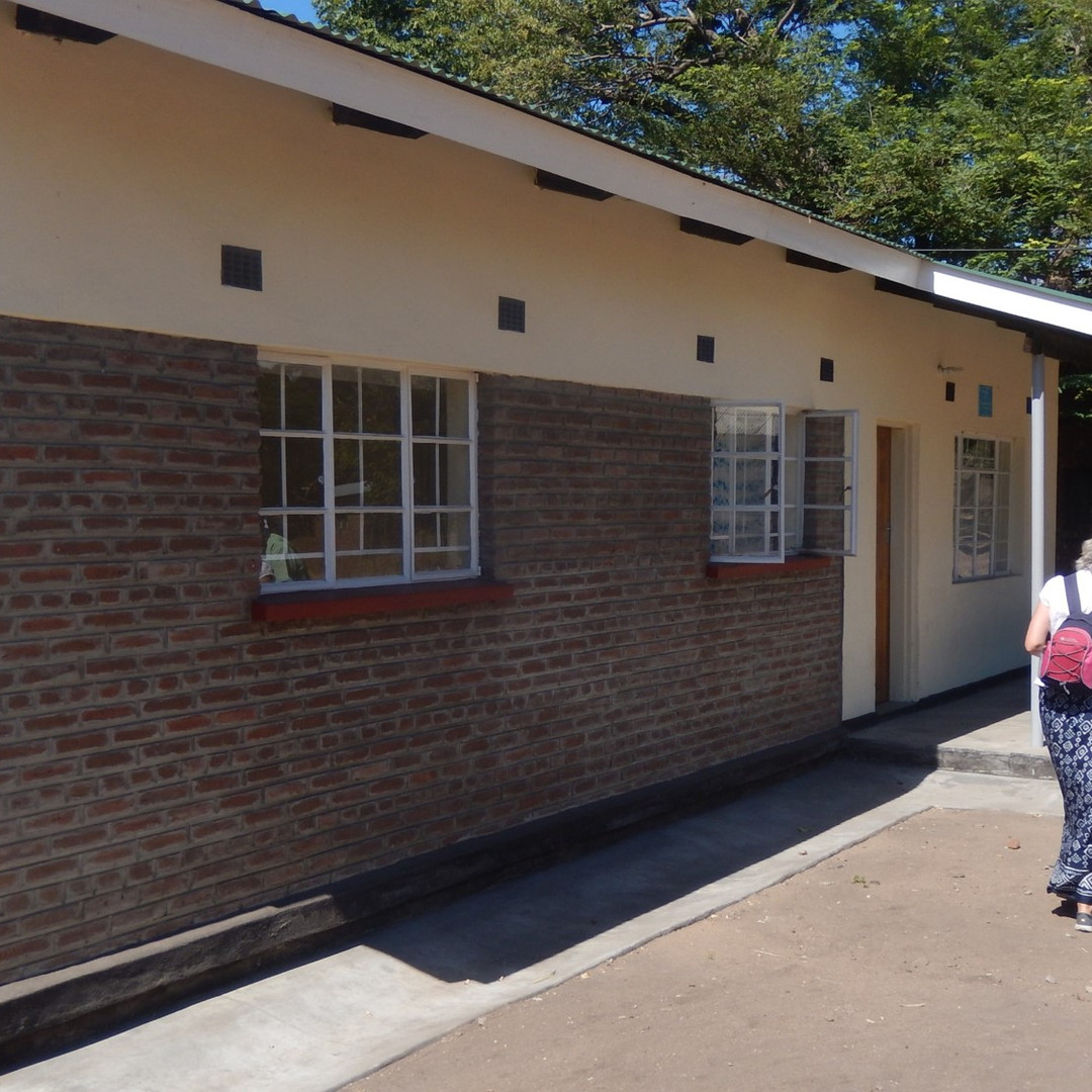 Medical Assistant's house Nkope