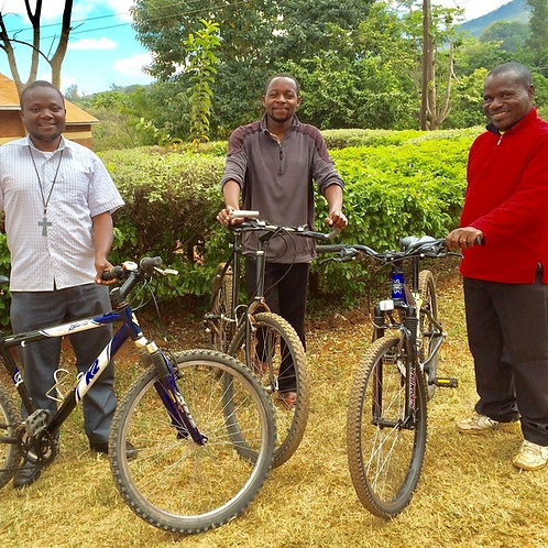 Donation towards a Bicycle for Clergy
