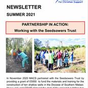 Summer 21 News letter
