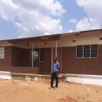 Magomero Teacher's House
