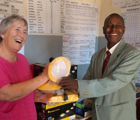 Donation towards a Solar Lamp Kit