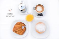 French Breakfast / Desayuno francés