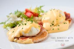 Huevos Benedict @fondallabres