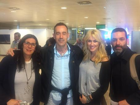 Carolina Cerezuela y Jaume Anglada también son Amigos de Buba