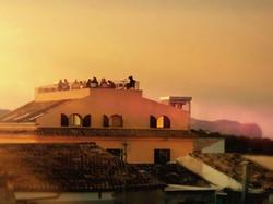 Roof Top y Cabo Formentor al fondo