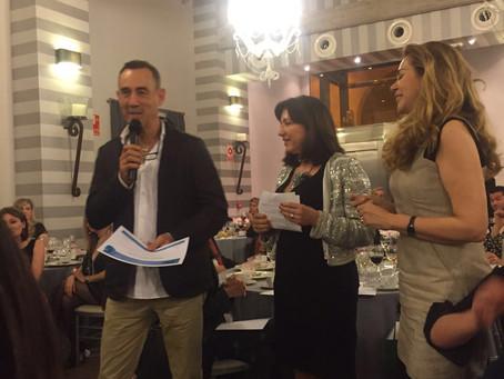 Premio 2016 de SEME a Amigos de Buba