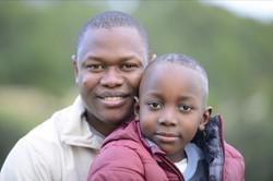 Buba y su padre