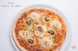 Pizza frutti di mare @fondallabres