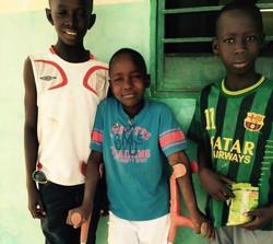 El pequeño Buba y sus amigos