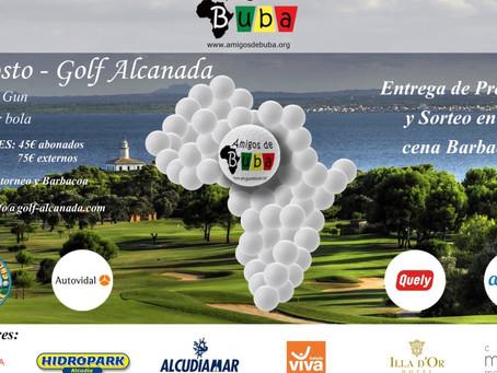 V Torneo de Golf Amigos de Buba