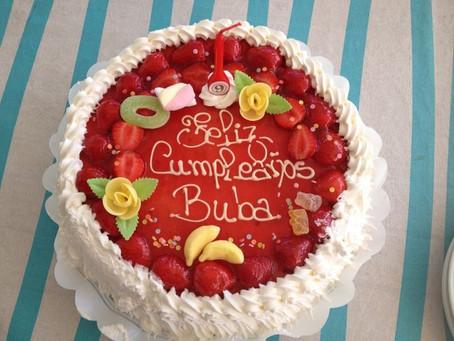 Feliz Cumpleaños Buba!!!