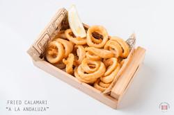 Calamares andaluza @fondallabres