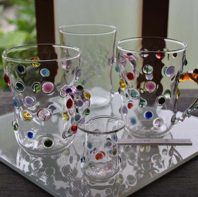 竹川久仁子耐熱ガラス作品展
