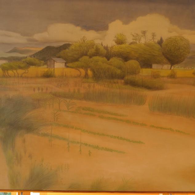 福山敬之展絵画