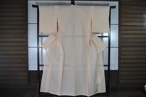 芭蕉布(華芭蕉布)単衣着物