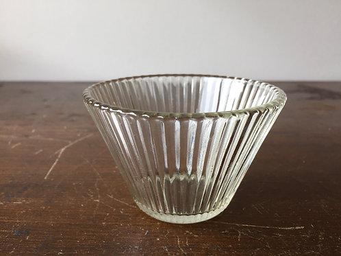 プレスガラス小鉢シノギ