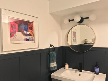 A Budget Friendly Bathroom Breakdown!