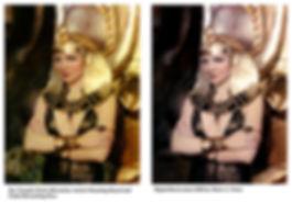 Colbert C Cleopatra Paul Hesse Dye Trans