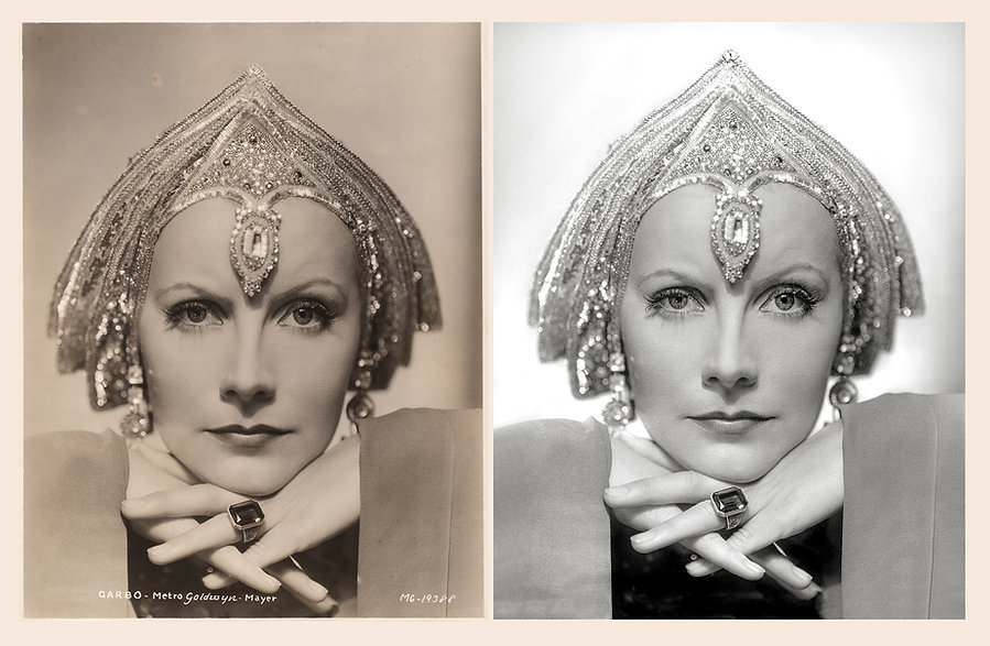 Garbo G Bull Mata Hari Before & After`.j