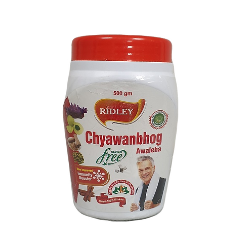 "Чаванпраш ""Чаванбхог Ридли без сахара"", 500 гр"
