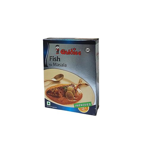 Специи Фиш масала для рыбы Goldee, 50гр